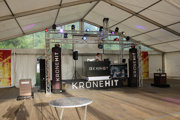 Kronehit Beach Party 2015